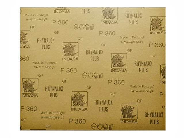 Lixa Rhynalox Plus - 230 x 280 - INDASA