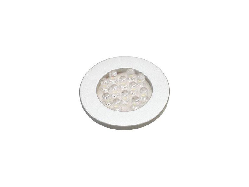 Luminária Pontual Circular LED PTH
