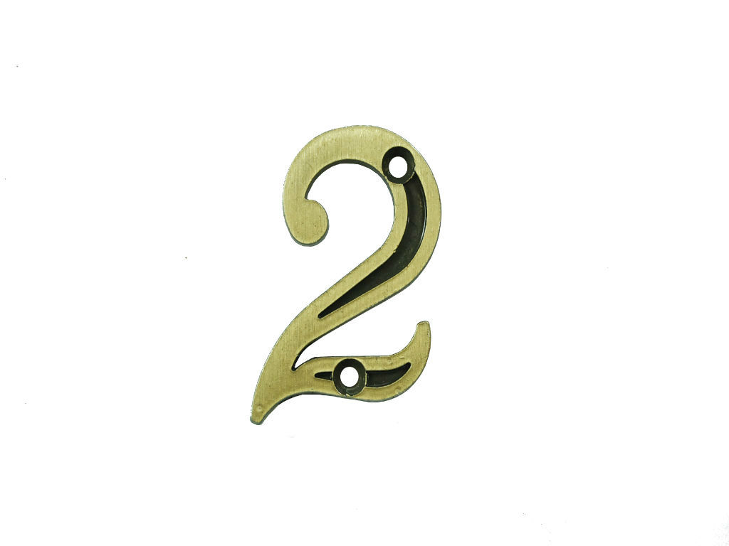 Número Residencial para Porta  - ZLO UNIÃO MUNDIAL