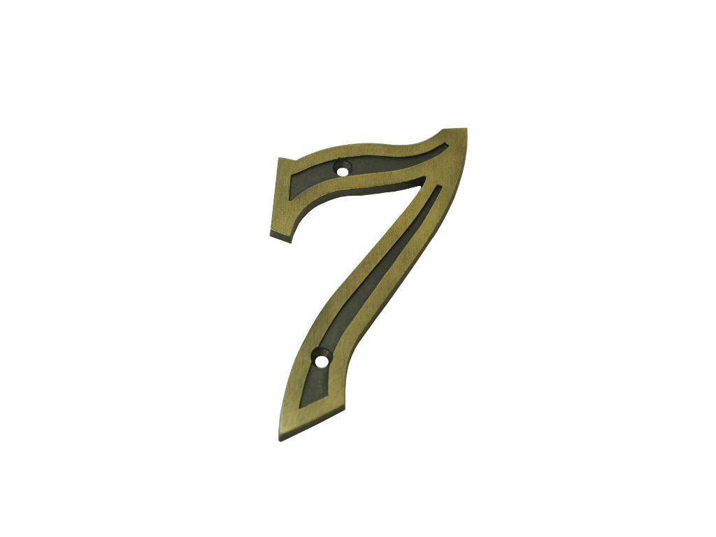 Número Residencial - ZLO UNIÃO MUNDIAL