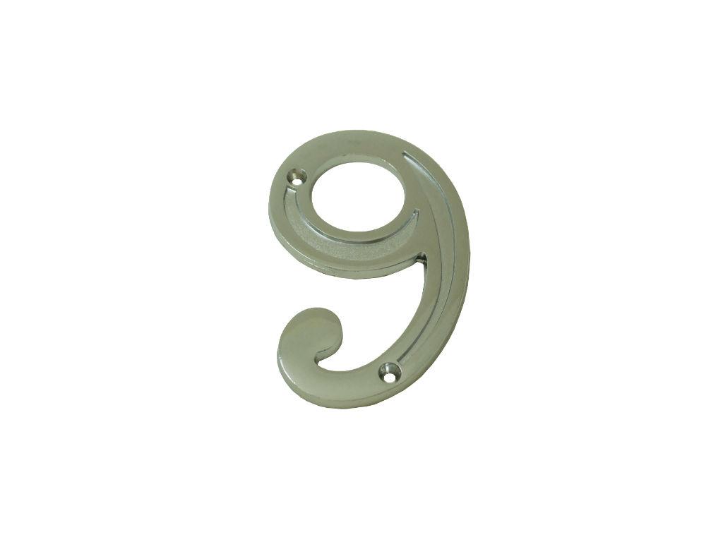 Número Residencial - CR UNIÃO MUNDIAL