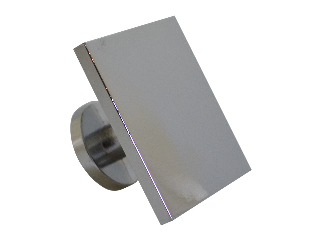 Puxador Quadro Cromado 48mm - ARCHI