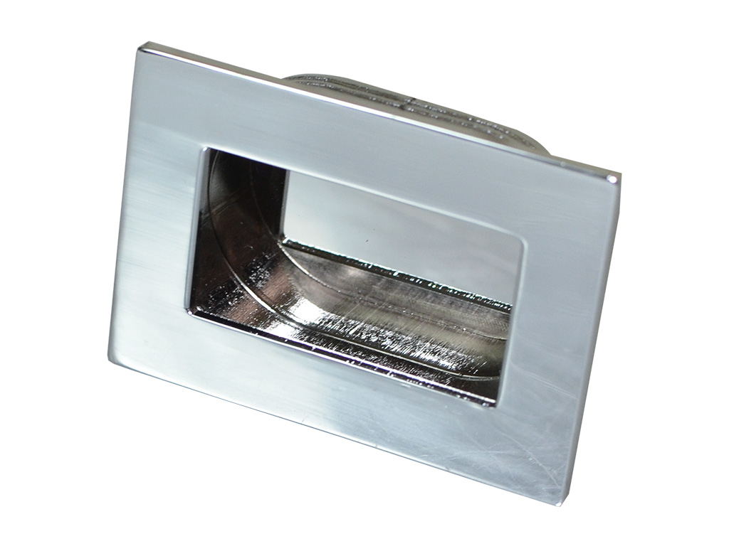 Puxador Tess 50mm Cromado - ARCHI