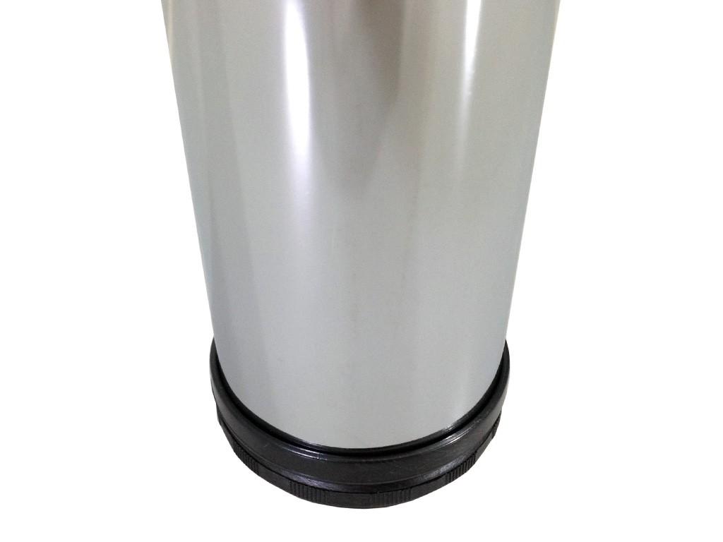 Pé Rondella Tubular Cromado 710 mm - HAFELE
