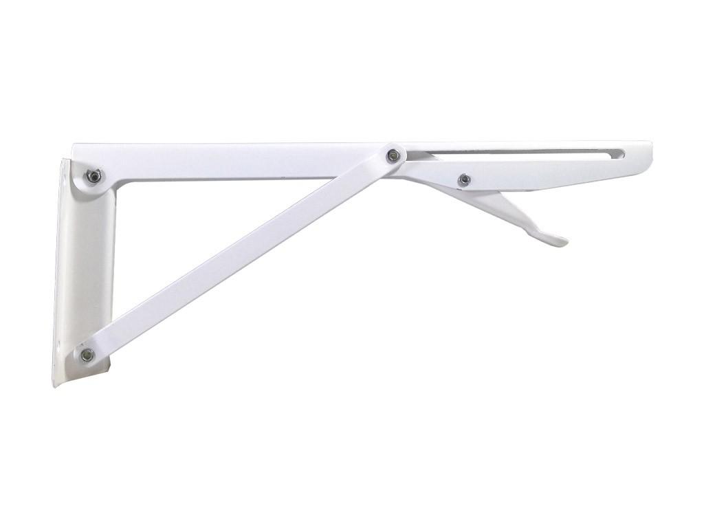 Suporte KROK 300 mm Branco (Par) - LARTÉCNICA