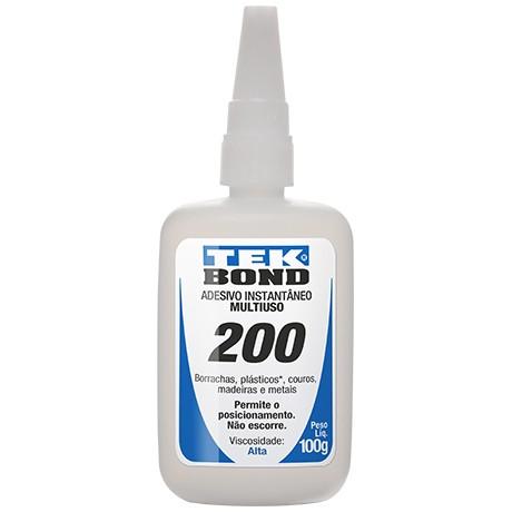 Adesivo Instantâneo 200 100g - ATB
