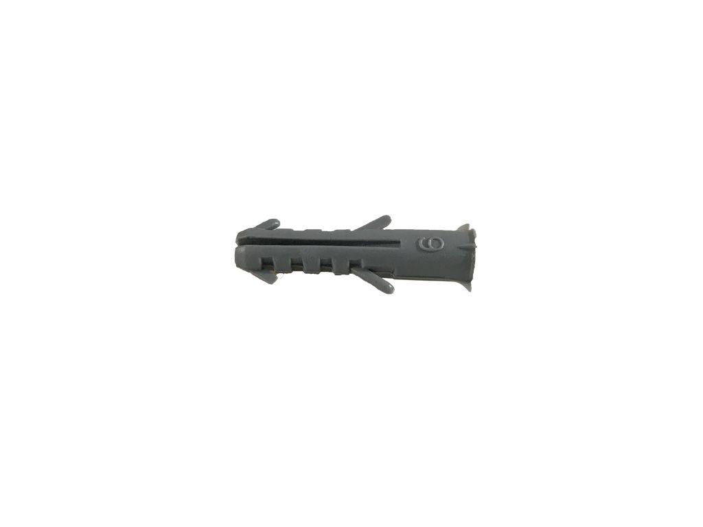 Bucha Plastica 6mm - STAR PLAST