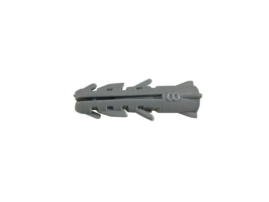 Bucha Plastica 8mm - STAR PLAST