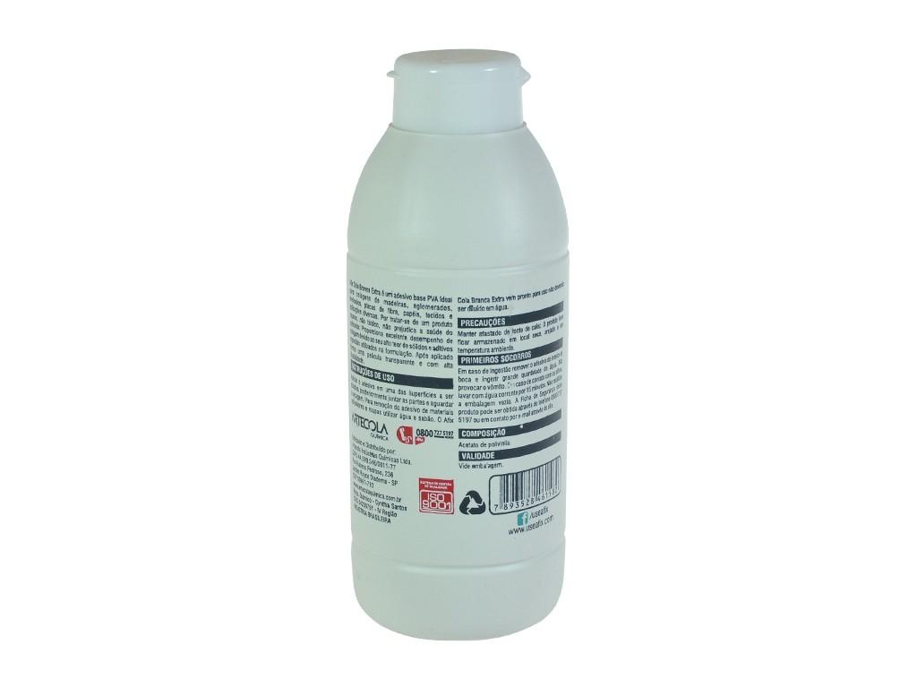Cola Branca Carpincol Extra Multiuso Afix 500g - ARTECOLA