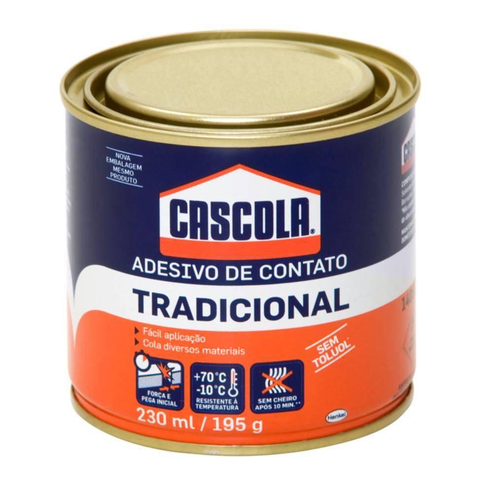 Cola de Contato Cascola 195 G - ALBA QUIMICA