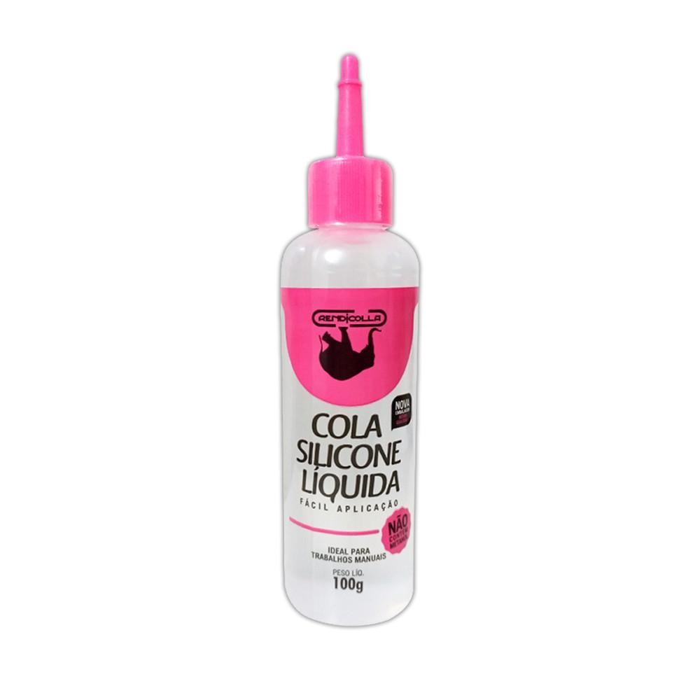 Cola Silicone Liquida 100G