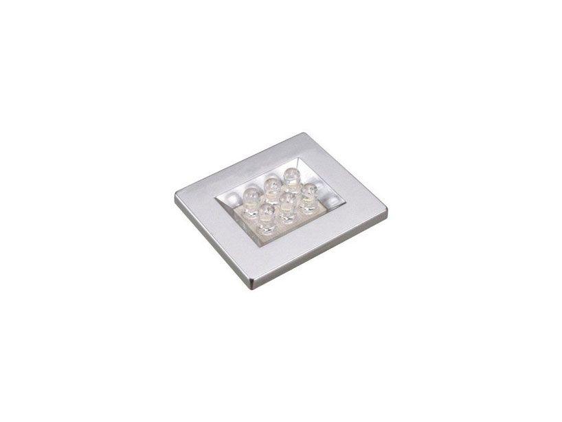 Luminária Pontual Quadrada LED PTH 40 X 40 - BASE