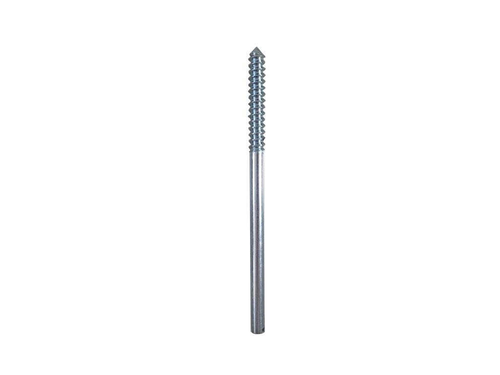 Pino Invisível Para Prateleira 118mm ZB - ABF