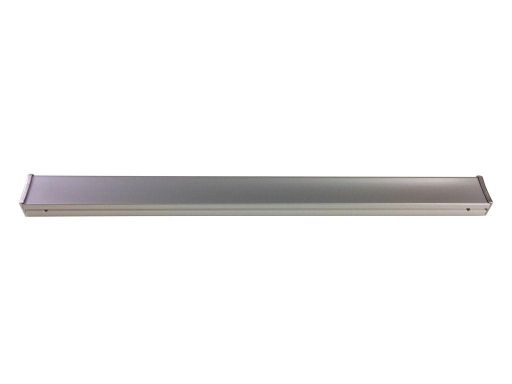 Puxador 395 224mm Cromado/Fosco - GECELE