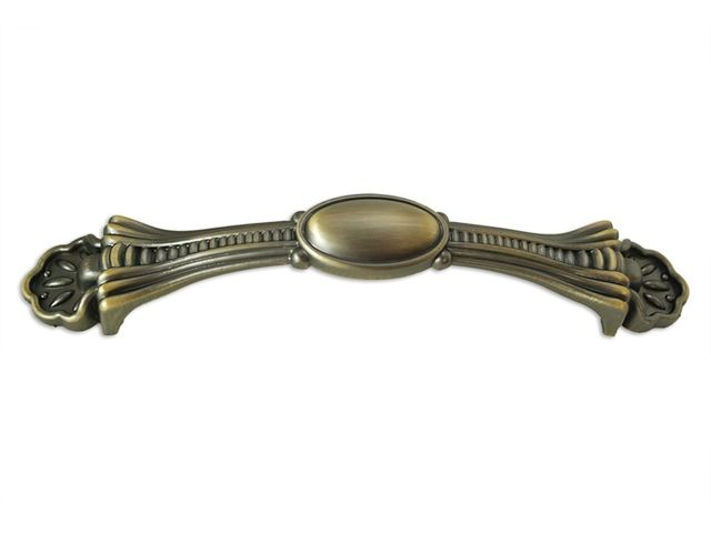 Puxador Colonial 122 96mm Antique - ITALY LINE