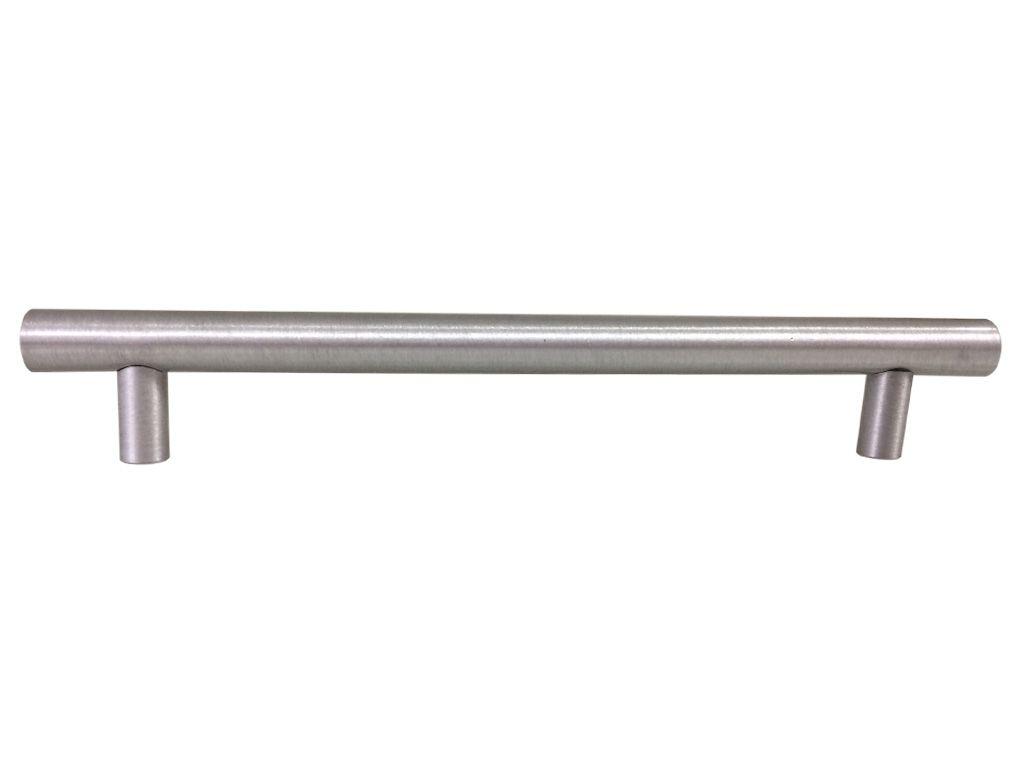 Puxador Linea Alumínio 288mm Escovado - HASTVEL