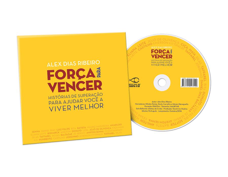 CD Força Para Vencer