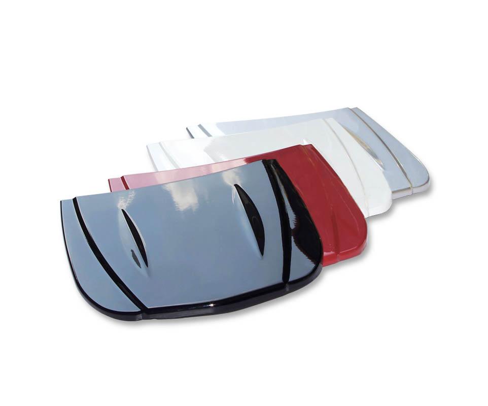 Modelo de Capô para display de cores SID