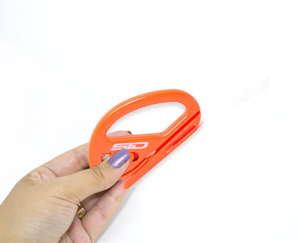 Estilete Refilador Plástico SID