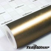 Teckwrap -Bond Gold Matte Metallic - ECH17