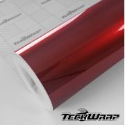 GAL26 Gloss Aluminium Supreme Red - Escolha entre metro linear ou rolo fechado