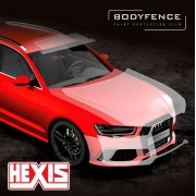 Hexis - Bodyfence X Gloss Largura 1,52m - Escolha entre metro linear ou rolo fechado