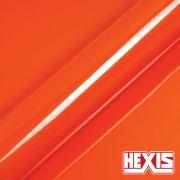 S5165B Orange Gloss - Escolha entre metro linear ou rolo fechado