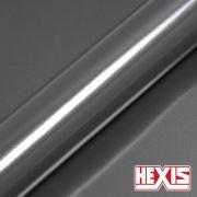 S5433B Charcoal Grey Gloss - Escolha entre metro linear ou rolo fechado