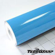 CG09 Gloss Dodger Blue - Escolha entre metro linear ou rolo fechado