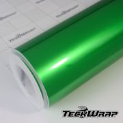 Teckwrap - Leaf Green - Gloss Aluminium - GAL07