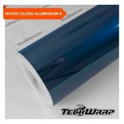 NOVO! Teckwrap Space Blue Gloss Aluminium - GAL14 - S