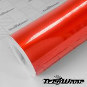 RB01 Gloss Metallic Fierce Red - Escolha entre metro linear ou rolo fechado