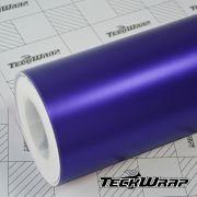 VCH303 Matte Chrome Violet Purple - Escolha entre metro linear ou rolo fechado