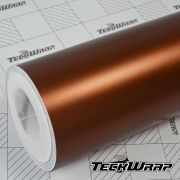 Teckwrap - Chocolate Brown Matte Chrome - VCH309