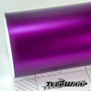 VCH403 Satin Chrome Concord Grape - Escolha entre metro linear ou rolo fechado