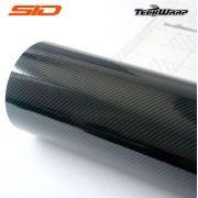 Vinil TeckWrap - Carbon Fiber 5D - Rolo Fechado