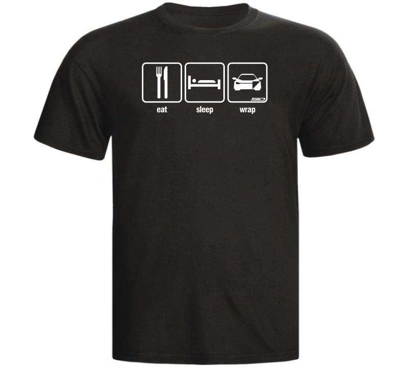 Camiseta SID Wrap Modelo 1
