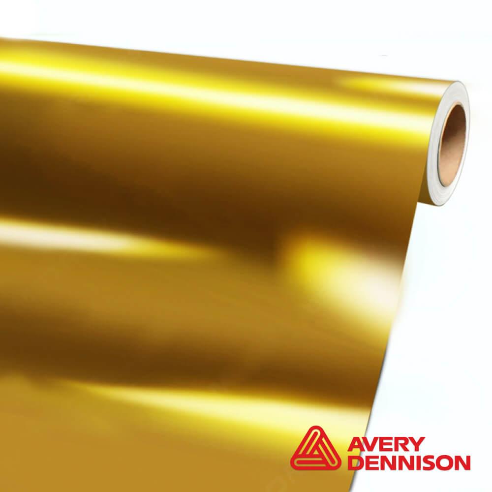 SF-100-604-S Conform Chrome Gold - Escolha entre metro linear ou rolo fechado