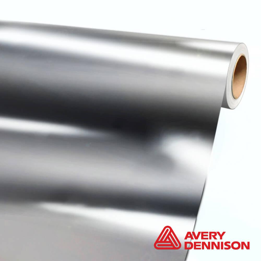 SF-100-843-S Conform Chrome Silver - Escolha entre metro linear ou rolo fechado