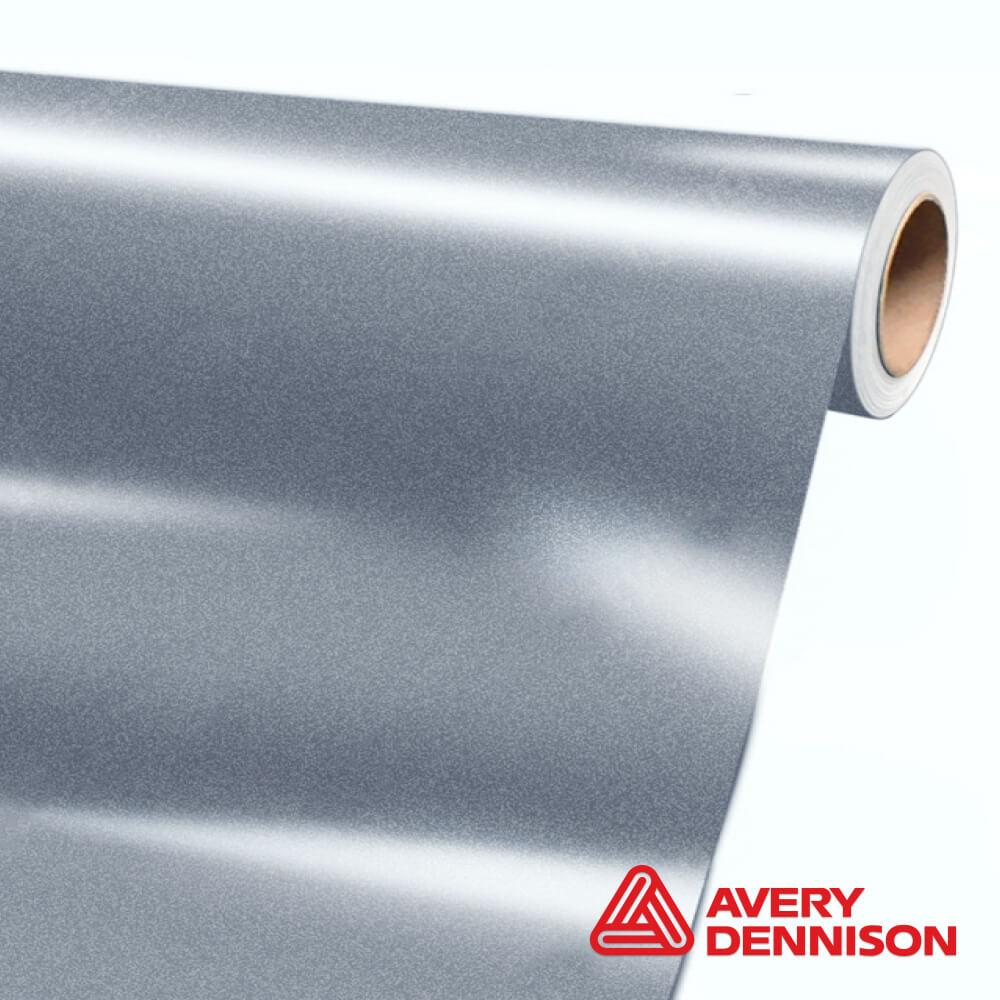 SW-900-814M Gloss Metallic Quick Silver - Escolha entre metro linear ou rolo fechado
