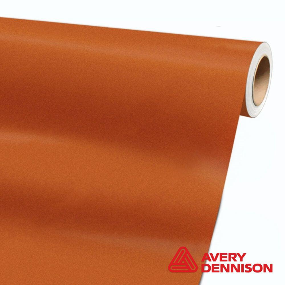 SW-900-371-M Matte Metallic Blaze Orange - Escolha entre metro linear ou rolo fechado