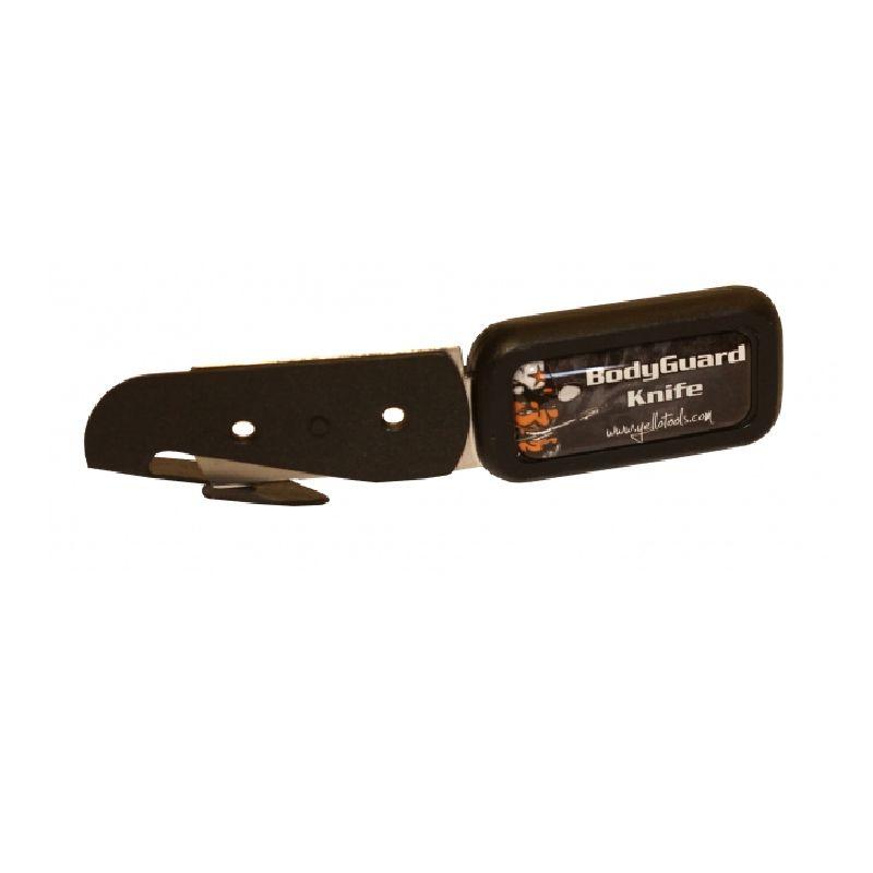 BodyGuard Knife Teflon Yellotools