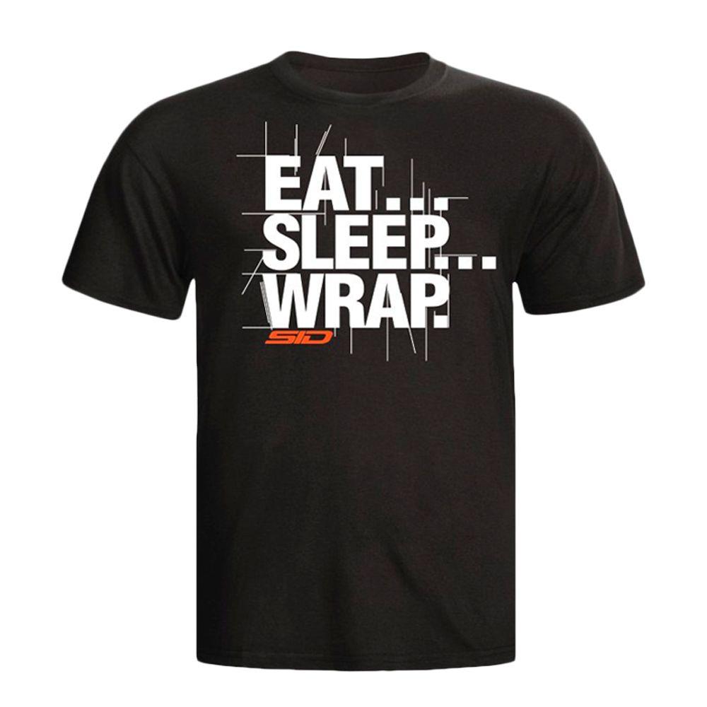 Camiseta SID Wrap Modelo 2
