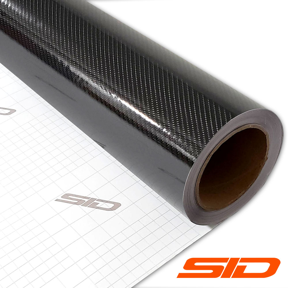 SID - Carbon Fiber 5D Gloss