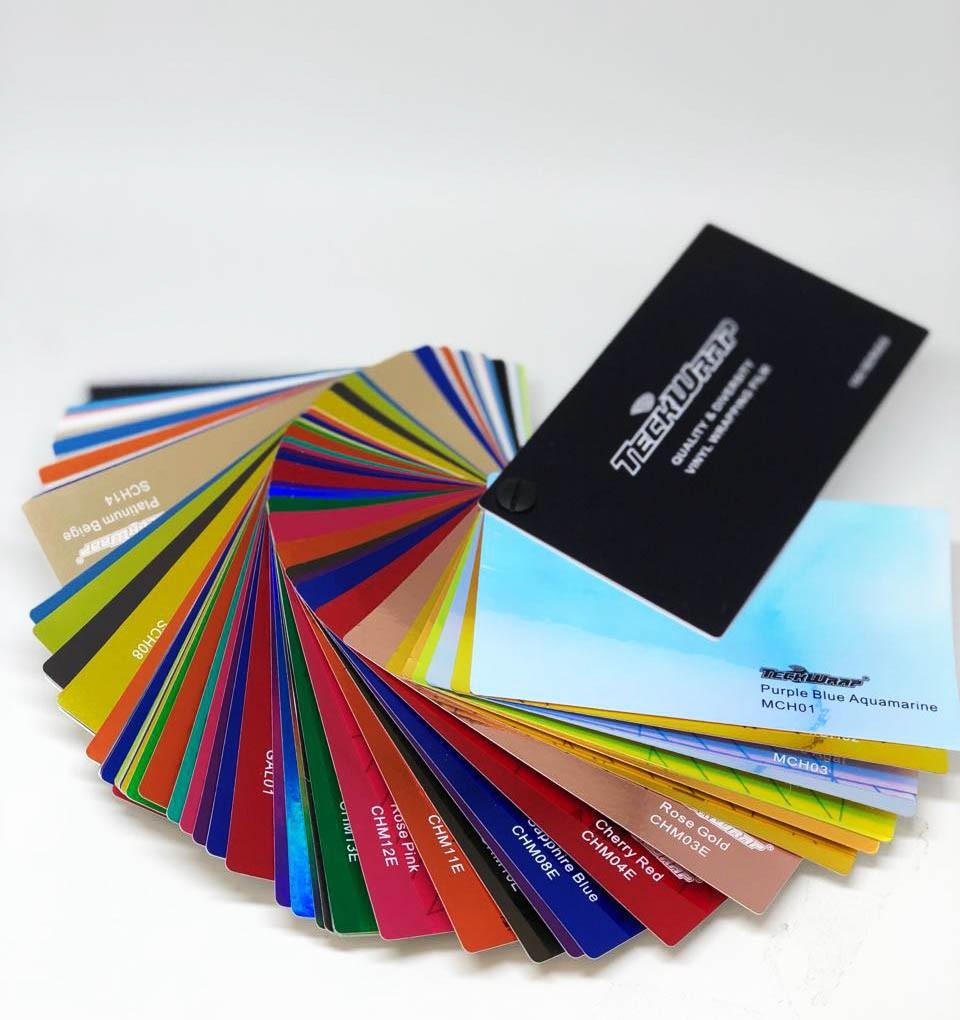 Catálogo TeckWrap - 180 Series
