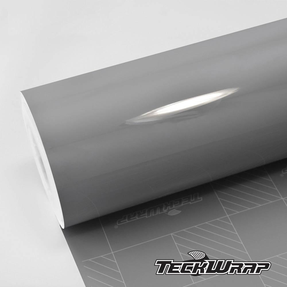 Teckwrap - Amazon Grey Gloss HD - CG03