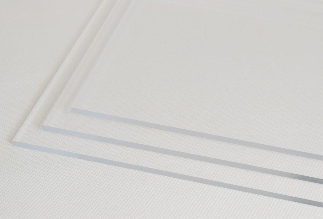 Chapa de Acrílico Cast Transparente 1050x2050mm - SID