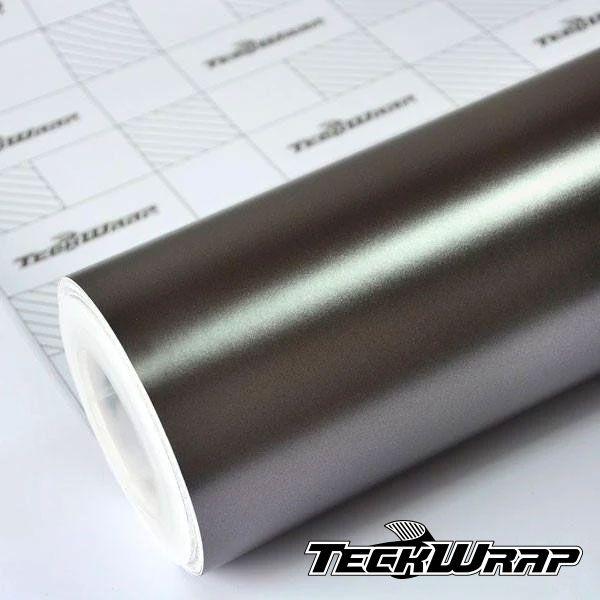 Teckwrap - Gunsmoke Grey Matte Metallic - ECH02