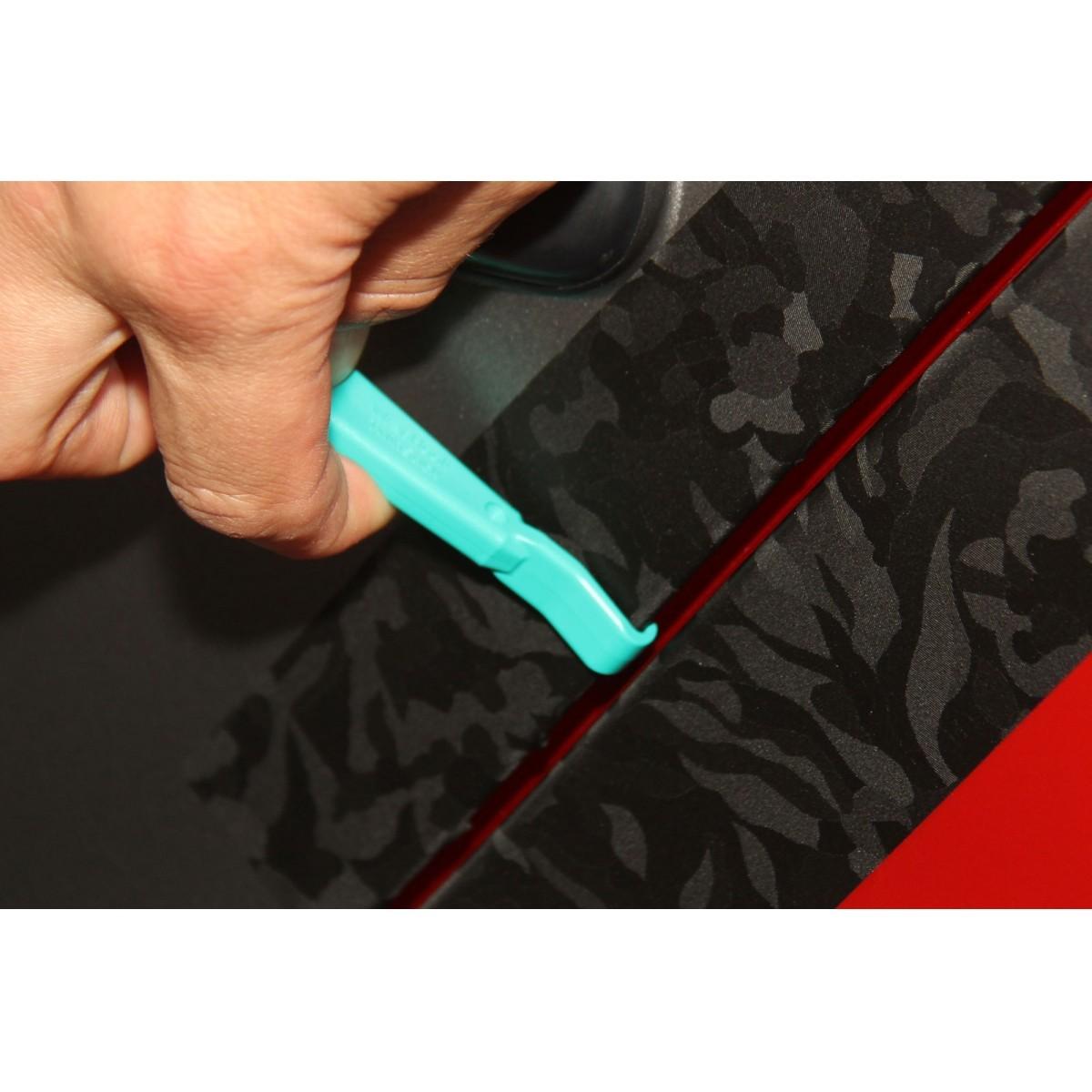 Espátula Mini para Aplicações em Detalhes - WrapStick Hook
