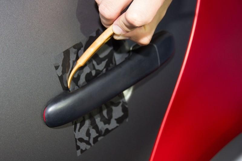 Espátula para Aplicações em Detalhes - WrapStick Betty